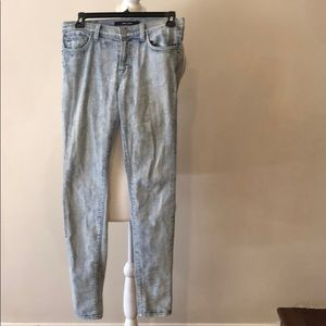 J brand paisley jeans